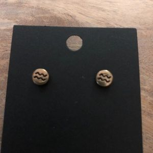Jewelry - Aquarius Stud Earrings 💕 3 for $15 💕 BOUTIQUE